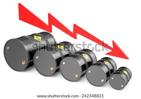 Barrel lower - stock photo