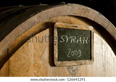 Barrell - stock photo