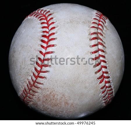 baseball - stock photo