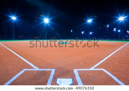 Baseball Diamond Stock Images, Royalty-Free Images ...