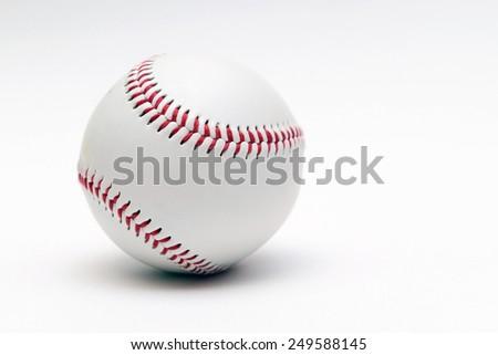 baseballs - stock photo