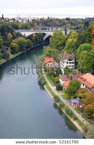 Basel, Switzerland - stock photo
