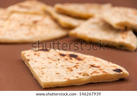 Basic Indian bread - naan