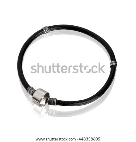 basis for a bracelet - stock photo