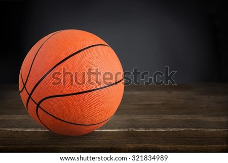 Basketball. - stock photo