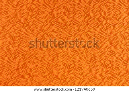 basketball leather background - stock photo