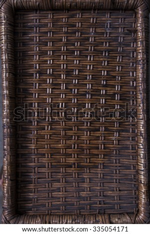 basketry texture background