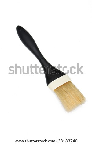 Basting brush - stock photo