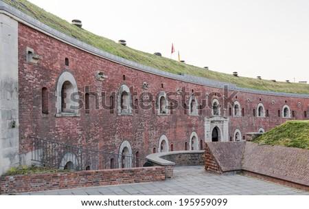 Bastion number 7. Zamosc. Poland - stock photo