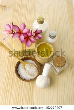 Bath Spa Accessories On Board Stock Photo 152290907 - Shutterstock