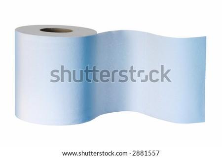 Bathroom Tissue - stock photo