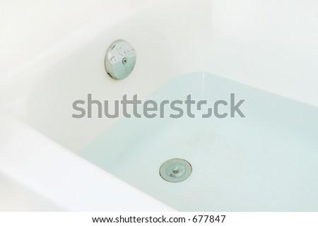 Bathtub - stock photo
