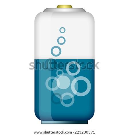 Battery - stock photo