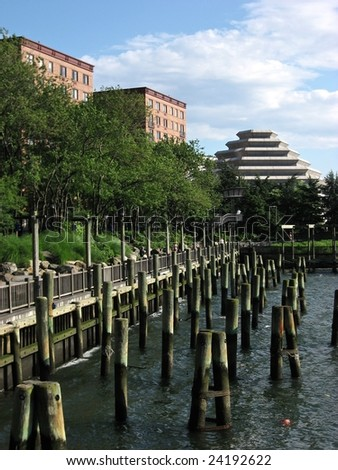 Battery Park City Coast