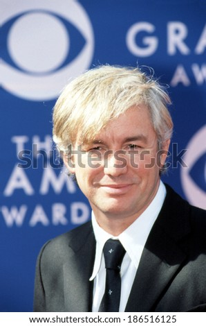 Baz Luhrmann at 2002 Grammy Awards, LA, CA 2/27/2002