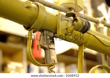 Bazooka - stock photo