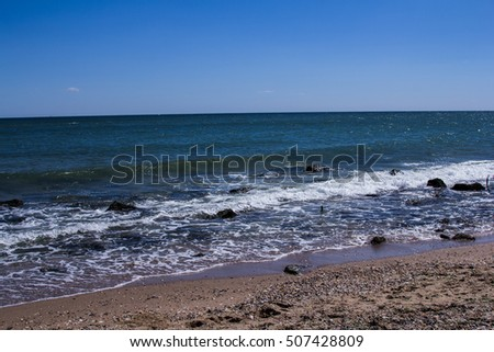 Beach Black Sea