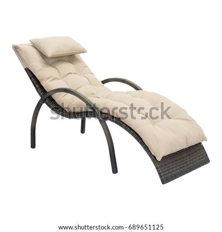 Chaiselongue rattan  Chaise Lounge Stock Images, Royalty-Free Images & Vectors ...