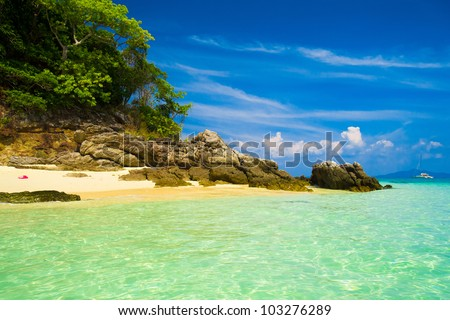 Beach Holiday White Sand