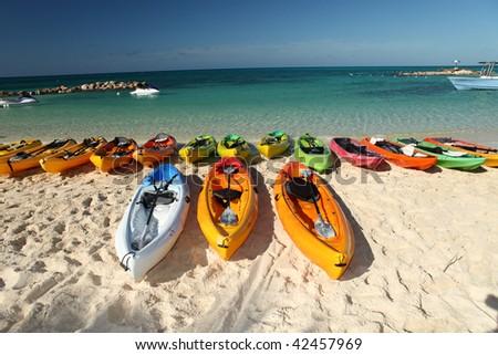 Beach Life - stock photo