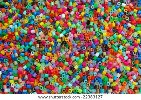 Bead Background