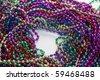 Beads Ring - stock photo