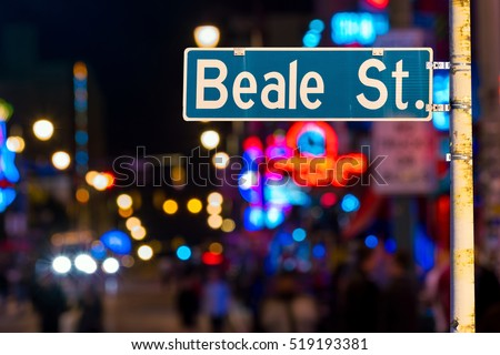 Beale street sign with blur background in Memphis. & Beale Stock Images Royalty-Free Images u0026 Vectors | Shutterstock azcodes.com