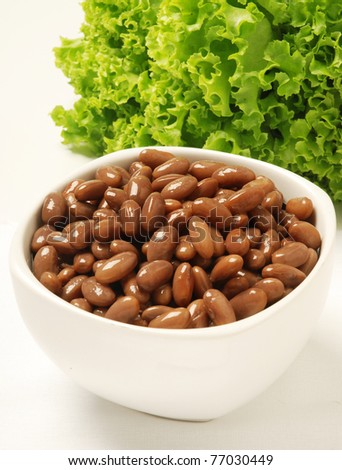 bean - stock photo