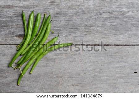 beans peas  - stock photo