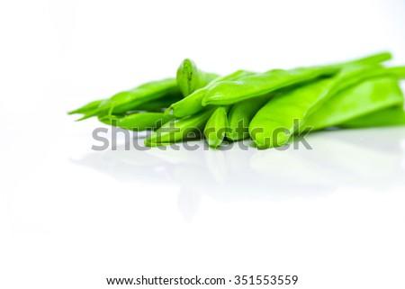beanstalk - stock photo