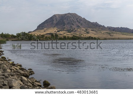 Bear Butte Lake