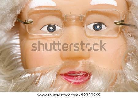 bearded face dolls - stock photo