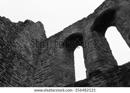 Beauly - Scotland - stock photo