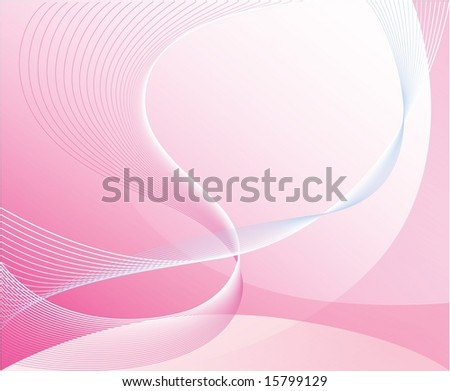 Beautiful abstract background, rasterized version - stock photo