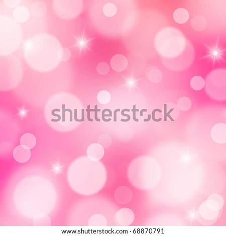 Beautiful abstract pink background - stock photo