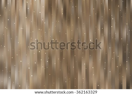Beautiful abstract vertical brown background with lines - stock photo