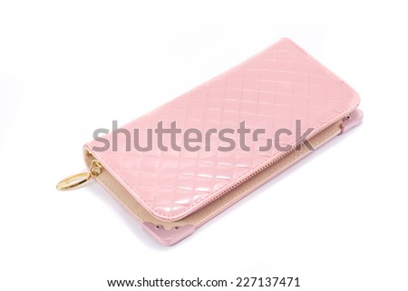 Beautiful and colorful woman wallet for any occasion