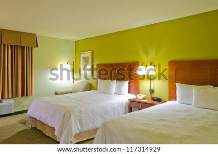 Modern Hotel Bedroom modern hotel suite stock photos, royalty-free images & vectors