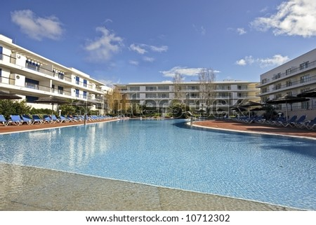 Beautiful appartments with swimmingpool in the Algarve in Portugal