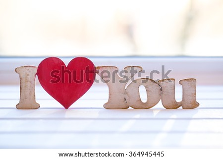 Beautiful background with the original heart for March 8, or Valentine's day. Idea for Valentines - stock photo