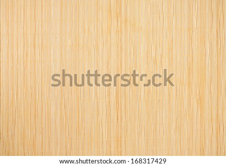 Beautiful bamboo mat, can be used as background