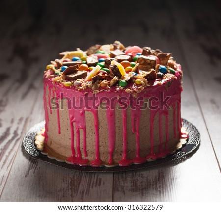 Big Cake Stock Images RoyaltyFree Images Vectors Shutterstock
