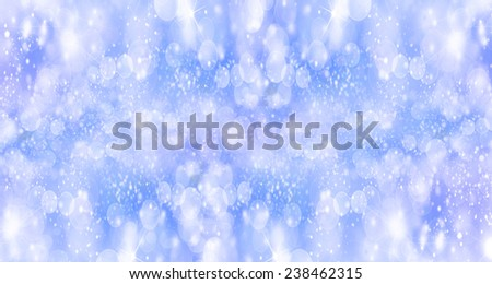 Beautiful blinking Christmas abstract background - stock photo