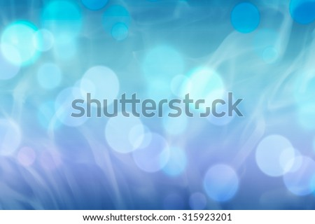 Beautiful blue gradient background - stock photo