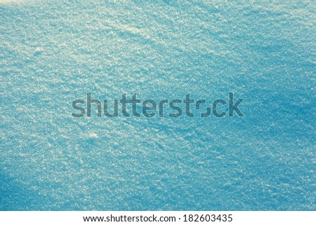 Beautiful blue ice abstract natural background