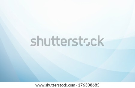 beautiful blue pale sky smooth pastel abstract background illustration - stock photo