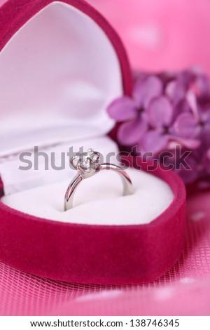 White Chocolate Lavender Blueberry Cake Mirror Glaze