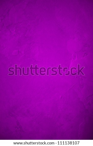 Beautiful Bright Deep Royal Purple Background With Rich Vibrant Color And  Smooth Vintage Grunge Background Texture