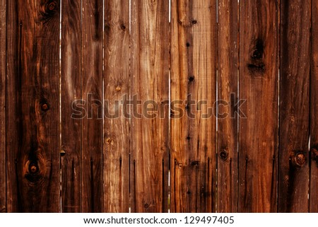 Beautiful brown wood texture, natural abstract background.