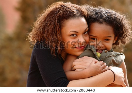 Beautiful Child - stock photo